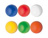Squeeze ball, kneadable foam plastic