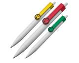 Pen met clip Gezicht