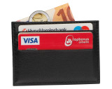 RFID kaarthouder van echt leder