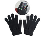 Handschoen voor touchscreen bediening